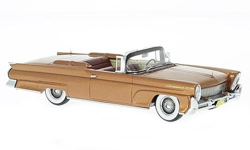 Lincoln Continental MKIII Convertible 1958