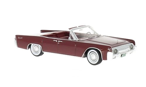 Lincoln Continental 53A Convertible 1961