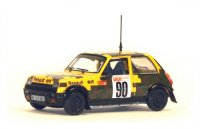 Renault 5 Alpine n. 90 Rally des Mille Pistes 1978