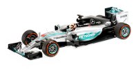 MERCEDES AMG PETRONAS F1 TEAM W06 HYBRID WINNER - JAPANESE GP 2016