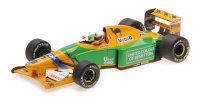 BENETTON-FORD B192 – 3RD PLACE GREAT BRITAIN SILVERSTONE 1992