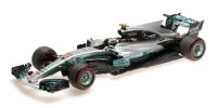 MERCEDES AMG PETRONAS FORMULA ONE TEAM F1 W08 EQ POWER+ – VALTTERI BOTTAS – 1ST WIN RUSSIAN GP 2017