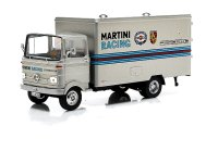 Mercedes Benz LP608 Service LKW Martini