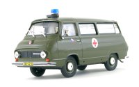Škoda 1203 Army Ambulance