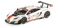 MCLAREN 12C GT3 - ART GRAND PRIX - 24H SPA 2013