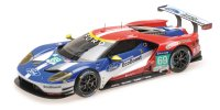 FORD GT – CHIP GANASSI RACING USA – 24H LE MANS 2016