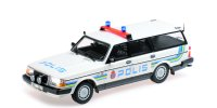 VOLVO 240 GL BREAK – 1986 – 'POLIS SWEDEN'