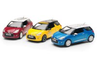 Set Citroen DS3 2010 new roof decoration