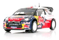 Citroen DS3 WRC n. 2 winner rally du Portugal 2011