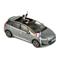 Citroen DS5 Presidential version with figure 2012