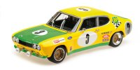 FORD RS 2600 – FORD BP RACING TEAM – 2ND PLACE 24H SPA 1972
