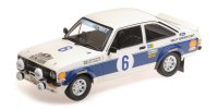 FORD RS 1800 – FORD MOTOR CO LTD – WINNERS ACROPOLIS RALLY 1977