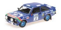 FORD RS 1800 – EATON YALE –  WINNERS LOMBARD RAC RALLY 1978