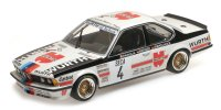 BMW 635 CSI – BMW ITALIA –  24H SPA 1984