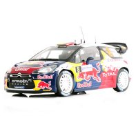 Citroen DS3 WRC World Champion Rallye de France 2012