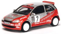 Opel Corsa Rally Super 1600 n. 7 Team Irmscher