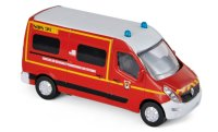 Renault Master Pompiers 2014