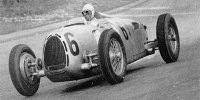 AUTO UNION TYP C -  HUNGARIAN GP 1936