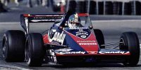 TOLEMAN HART TG183 - DUTCH GP 1983