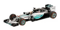MERCEDES AMG PETRONAS F1 TEAM W06 HYBRID - WINNER JAPANESE GP 2015