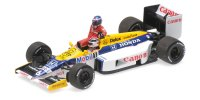 WILLIAMS HONDA FW11 – GERMAN GP 1986