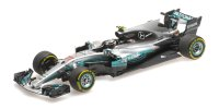 MERCEDES AMG PETRONAS FORMULA ONE TEAM F1 W08 EQ POWER+ –CHINESE GP 2017