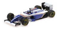 WILLIAMS RENAULT FW16 – GP DEBUT – SPANISH GP 1994