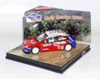 Citroen Xsara WRC Rally Mexico 2004