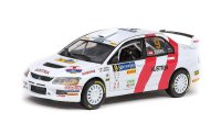 Mitsubishi Lancer EVO IX  n. 9 winner Rally of Nations Mexico 200