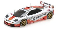 MCLAREN F1 GTR – WEST COMPETITION –  24H LE MANS 1995