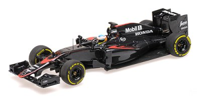 MCLAREN HONDA MP4/30 - SPANISH GP 2015