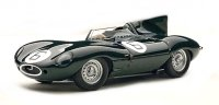 JAGUAR D-TYPE  1955 WINNER 24HR LM#6 (WITH OPENINGS)