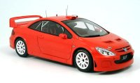 Peugeot 307 WRC 2005 Plain body version