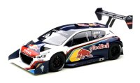 PEUGEOT 208 T16 PIKES PEAK WINNER 2013 RED BULL  #208