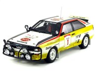 Audi Quattro LWB A2 n. 1 Rally Safari 1984