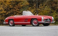 MERCEDES-BENZ 300 SL ROADSTER (W198 II) - 1955