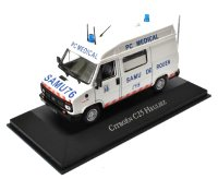 Citroen C25 Heuliez Ambulance