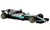 Mercedes AMG W08 EQ Power+ n. 44 F1 2017