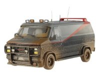 GMC Vandura Cargo Van G Series The A-Team Muddy Version 1983