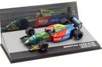 Benetton Ford B190 n. 20 winner Japan GP F1 1990