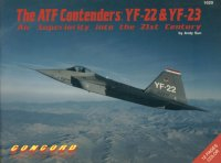 The ATF Contenders: YF-22 and YF23