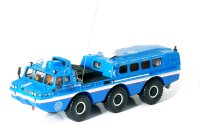 ZIL-49061 Blue Bird passenger compartment