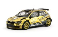 Škoda Fabia R5 Gold Edition