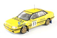 Subaru Legacy RS n. 11 Swedish rally 1992