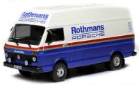 Volkswagen LT45 LWB Rothmans Rally Assistance
