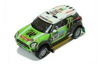 Mini ALL4 racing n. 302 Rallye Dakar 2013