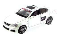 Lexus IS-F Rollex Monterey Safety Car 2009