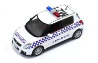 Suzuki Swift Sport Australia Melbourne Police Car 2010