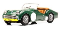 Triumph TR3a Roadster racing Plain body decoration