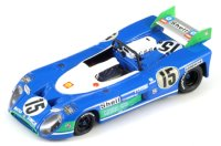 Matra Simca MS670 n. 15 winner Le Mans 1972